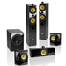 The most affordable Hi- End Home theatre, with THX ULTRA2 certified speakers