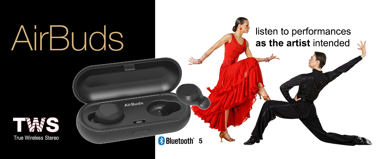 true wireless stereo earbuds bluetooth 5.0